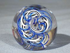 James Alloway Dichroic Marble