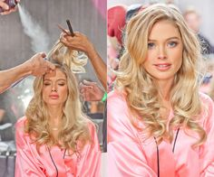 Get VS Angels' Beauty Secrets - Victoria's Secret Fashion Show: Behind the Scenes ft Doutzen Kroes
