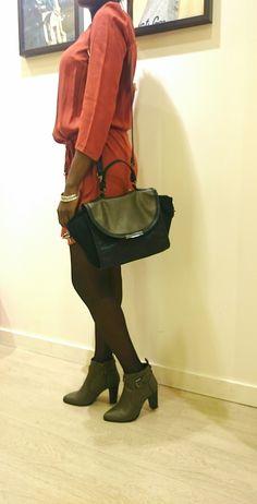 Robe rouge Promod 44.95 €
