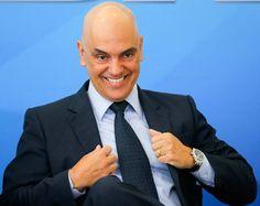 Blog do Arretadinho: Moraes participa de noitada com senadores