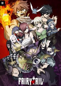 Fairy Tail VS Tartaros !!