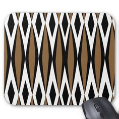 Snake_patterns_designs Mouse Pad