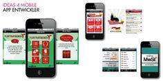 Ihre Kölner Werbeagentur adverti für ideas 4 Mobile App Entwickler