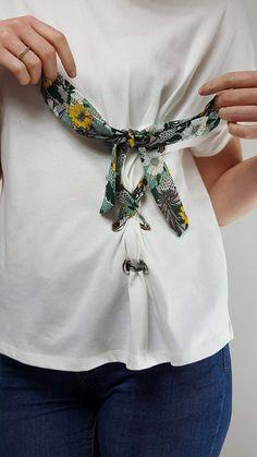 Tee-shirt ruban