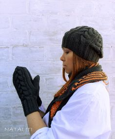 knitted hat, crochet hat, hat, knit accessories, cap, scarf, hat for woman, hat for girl, winter hat, knitting, crochet, hand made