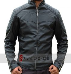 Get Batman Jacket from Batman movie, Batman Leather Jacket for Mens at Discounted Price.