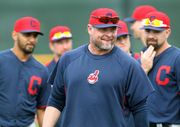 Does the departure of bullpen coach Kevin Cash clear the way for Jason Giambi to join the Indians coaching staff?