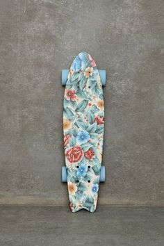 Per Alyssa:  Girly | Floral | skate l love it!