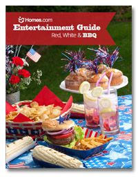 In this Free Entertainment Guide, you'll learn fun tips for barbecues, recipes, outdoor decoration ideas and more!