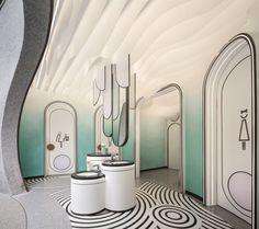 Wc Design, Mall Design, Column Design, Toilet Design, Daycare Design, Kids Room Design, Hotel Room Design, Dining Room Design, Office Interior Design