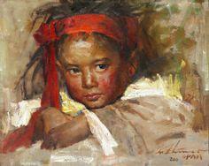 Zhiwei Tu, 1951 ~ pintor impresionismo romántico