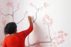 Resultado de imagen para arbol del cerezo dibujos antiguos