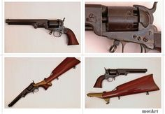 1851 Colt Navy Revolver