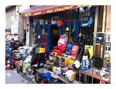 Ferretería en Estambul