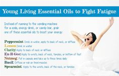 Young Living Essential Oils to Fight Fatigue! Feeling tired and sluggish doesn't have to be an every day thing—try peppermint or lemon to boost your energy. Yl Essential Oils, Young Living Essential Oils, Oils For Life, Snoring Remedies, Living Essentials, Best Oils, Young Living Oils, Feel Tired, Stress And Anxiety