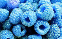 Blue Rasberries