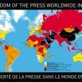 Syria: 18 Journalists Killed in January, Freedom of the Press worldwide in 2013 - Global Voices