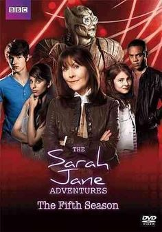 Warner Home Video The Sarah Jane Adventures: The Complete Fifth Season