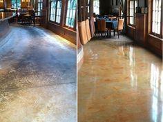 Epic Floors Llc Seattle Wa Polishing Concrete Contractors The Network