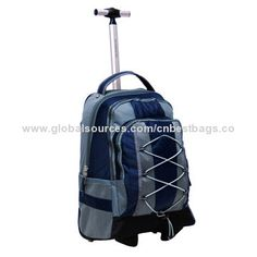 Shop our wide selection of Backpacks at Luggage Pros. School Trolley Bags, School Bags, Backpack With Wheels, Rolling Backpack, Online Bags, Luggage Bags, 18th, Backpacks, Accessories
