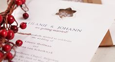 Chrystalace Wedding Stationery Autumn inspired invitation with intricate laser cutting. Autumn Inspiration, Laser Cutting, Wedding Stationery, Getting Married, Place Card Holders, Invitations, Couture, Inspired, Save The Date Invitations