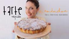 Tarte de amêndoa Food Cakes, Sweet Recipes, Cake Recipes, Cupcakes, Christmas Dishes, Sweet Pie, Portuguese Recipes, Sweet Cakes, Desert Recipes