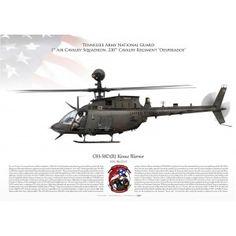 """OH-58D(R) """"Kiowa Warrior"""" 1-230 JP-1949"""