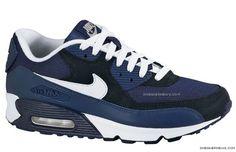 Air Max 90 | air max 90 ex black navy Nike Air Max 90 EX Laser Blue Neutral Grey ...