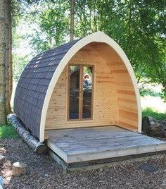 Glamping idea for a family hols?