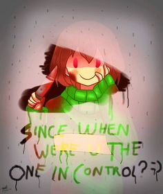 Undertale chara by Toreshi on DeviantArt Comics Undertale, Anime Undertale, Undertale Drawings, Undertale Cute, Chara, Undertale Background, Brain Bleach, Les Themes, Rpg Horror Games