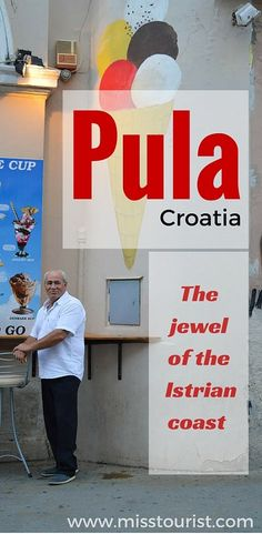Pula - the jewel of the istrian coast. Things not to miss, try etc.  http://misstourist.com/pula-croatia-the-jewel-of-the-istrian-coast/