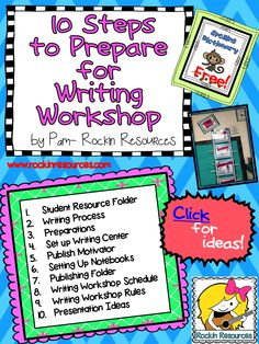 This teacher really gets your class ready for writing in your classroom!   Love it!