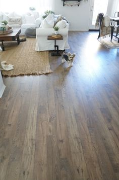 Perfecting the Homefront: Laminate Floor Review