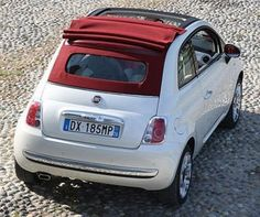 Fiat 500-this is the one....