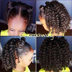 nice Natural Kids hairstyles                                                       ...