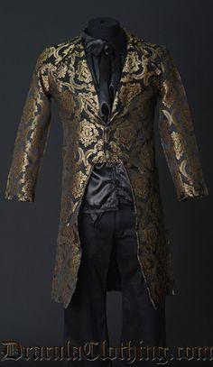 Royal Tailcoat