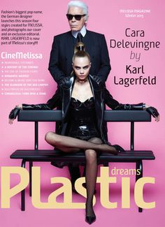 Cara Delevingne is A Shoe Vixen for Karl Lagerfeld In Melissa Magazine Winter 2013 | Fashion Gone Rogue: The Latest in Editorials and Campaigns Poppy Delevingne, Cara Delevingne Style, House Magazine, V Magazine, Magazine Covers, Karl Lagerfeld Shoes, Editorial Fashion, Shoes Editorial, Cara Cara