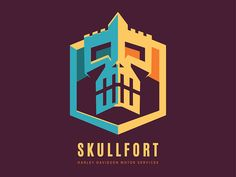 Skull Fort shared via https://chrome.google.com/webstore/detail/design-hunt/ilfjbjodkleebapojmdfeegaccmcjmkd?ref=pinterest