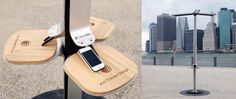 solar mobile phone charger stations - Google Search