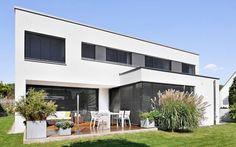 0905 Einfamilienhaus, Neubau   a.punkt architekten