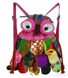 colorful owl - Google Search