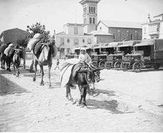 ✿ ❤ Bir zamanlar İzmir (Smyrne) Alsancak Kıbrıs Şehitleri Caddesi