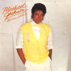 Micheal Jackson- this is the exact poster that hung in my room in elementary school.