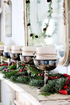 gorgeous mantle....