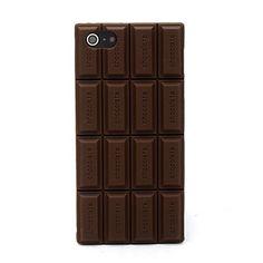 Chocolat de silicone de couverture de caisse de peau compatible avec l'iPhone 5/5S – EUR € 3.67