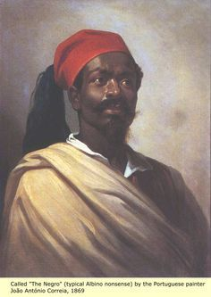 Additional Art of Medieval and Renaissance era Blacks in Europe - lighter backdrop around face then fades to dark, with light clothing African History, African Art, European History, Art History, Matisse, Moorish Science, Renaissance Era, Black History Facts, Black Pride