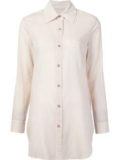 SIMON MILLER Long Shirt. #simonmiller #cloth #shirt