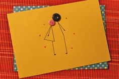 Find some creative handmade birthday card design ideas for kids. You can use these DIY greeting cards to wish Happy birthday to Mon, Dad or brother and sister. You can make these birthday cards at home easily. Homemade Birthday Cards, Funny Birthday Cards, Happy Birthday, Grandma Birthday, Birthday Gifts, Get Gift Cards, Diy Cards, Diy Birthday Card For Boyfriend, String Balloons