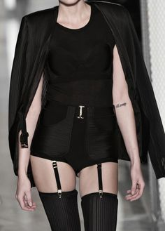 *.* La Perla Haute Couture Fall 2015