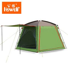 86.36$  Watch here - http://ali2zm.worldwells.pw/go.php?t=32677933511 - 300*300*215cm 5-8 people Large Camping Tents Waterproof Double Layer Outdoor Camping Hiking Fishing Familiy Party Tent